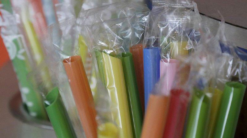 Coton-tiges, pailles, touillettes à café: l'UE va interdire de nombreux plastiques à usage unique