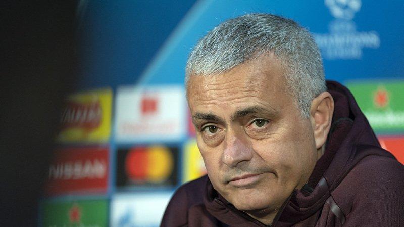Football - Angleterre: José Mourinho viré par Manchester United