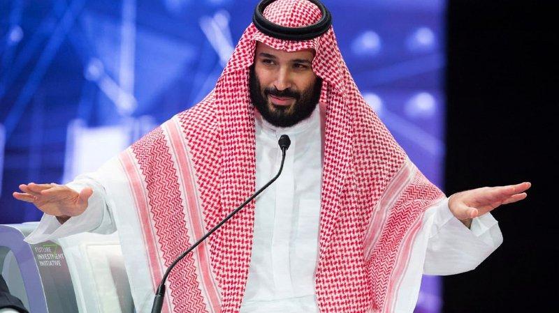 """Le Sénat américain juge le prince héritier saoudien """"responsable du meurtre"""" du journaliste Jamal Khashoggi."""