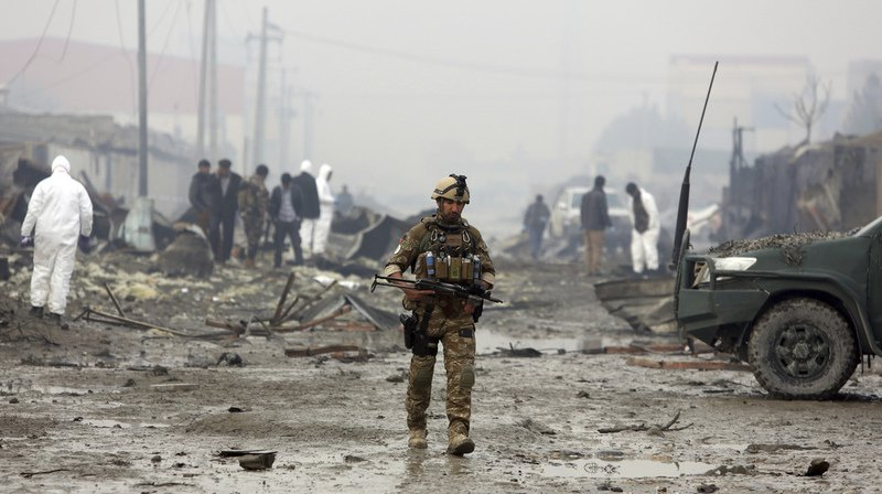 L'opération visait un chef taliban dans la province de Kunar. (Illustration)
