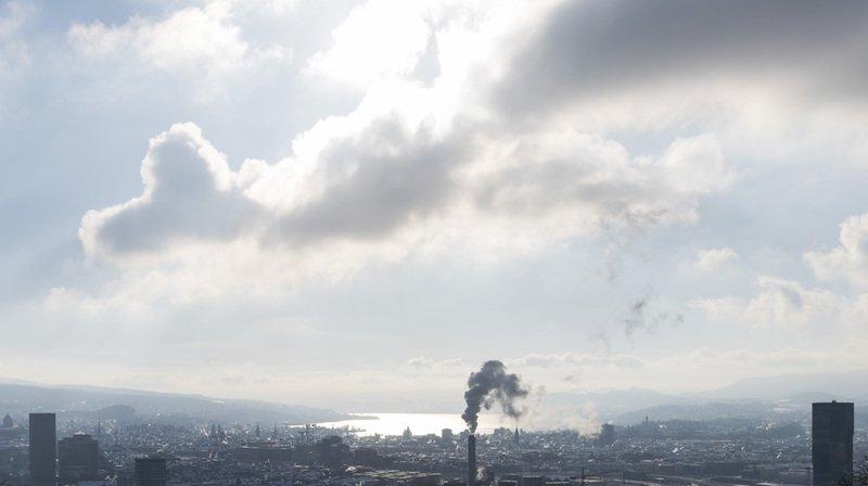 Réductions d'émissions de CO2: le National ne fixe pas d'objectifs nationaux