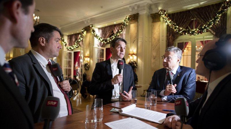 Conseil fédéral: l'élection des deux nouveaux conseillers devrait se faire sans surprise