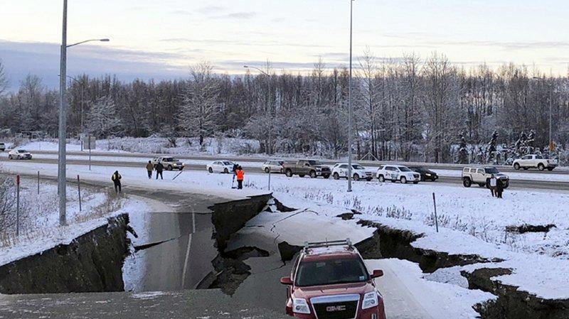 En 2018, les catastrophes d'origine humain ou naturelle, à l'image du séisme survenu en Alaska fin novembre, ont causé des dommages estimés à 152 milliards de francs.