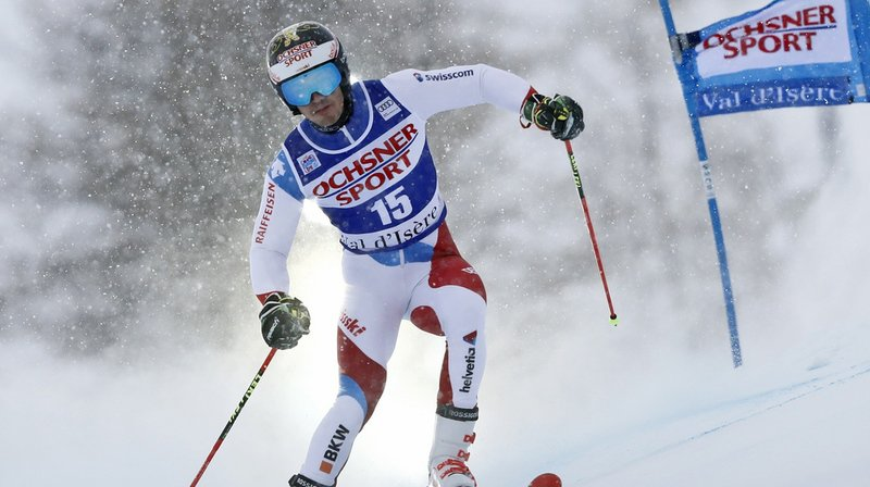 Ski alpin - Coupe du monde: Meillard 6e après la 1ère manche du géant de Val d'Isère