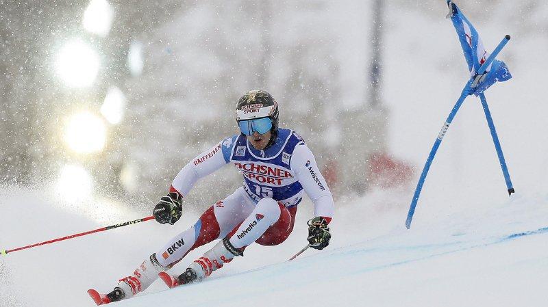 Ski alpin - Coupe du monde: Loïc Meillard termine 5e du géant de Val d'Isère, Odermatt 7e
