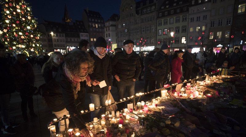 Attentat de Strasbourg: une cinquième personne décède des suites de ses blessures