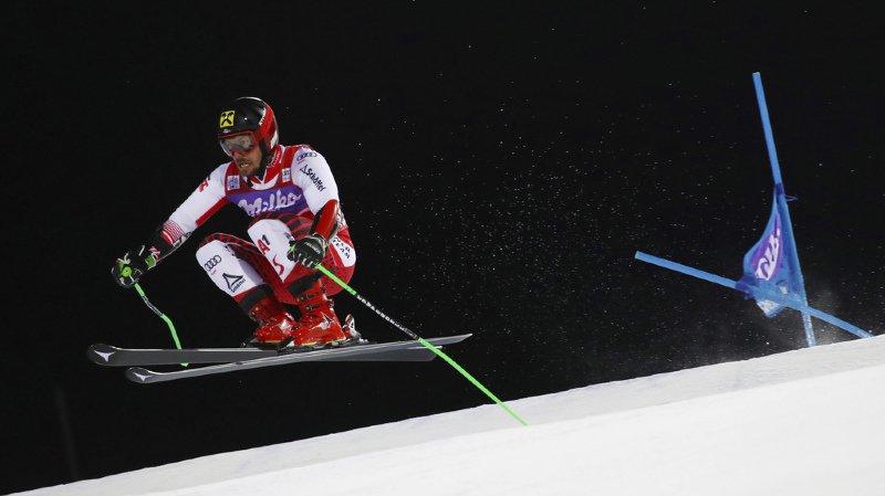 Ski alpin: la 62e pour Hirscher, Caviezel bon 6e