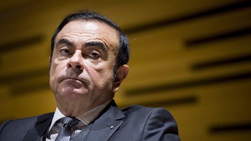 Carlos Ghosn avait été arrêté le 19 novembre à Tokyo pour des malversations financières présumées.