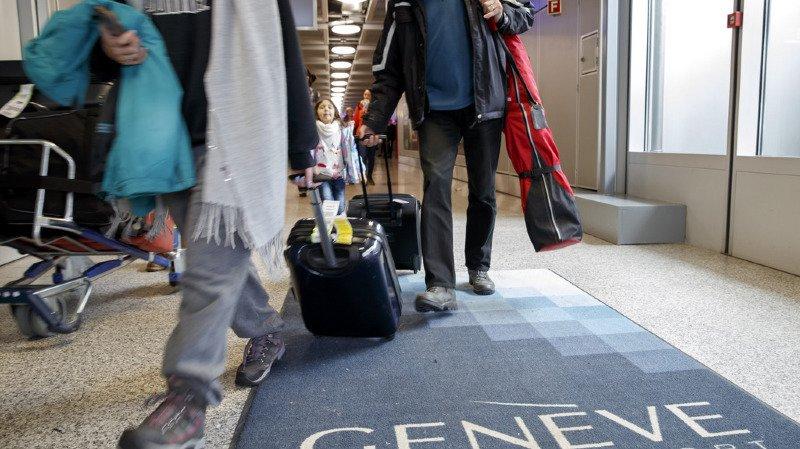Aéroport de Genéve: Cointrin pourrait se retrouver dans la même situation que Gatwick
