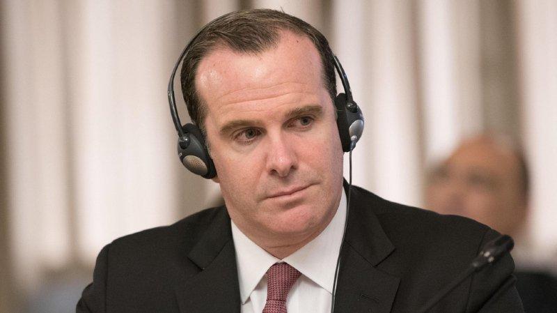 Brett McGurk, diplomate américain et émissaire des Etats-Unis pour la coalition internationale antijihadiste démissionne suite à un désaccord avec l'annonce du Président Trump du retrait des troupes américaines de Syrie.