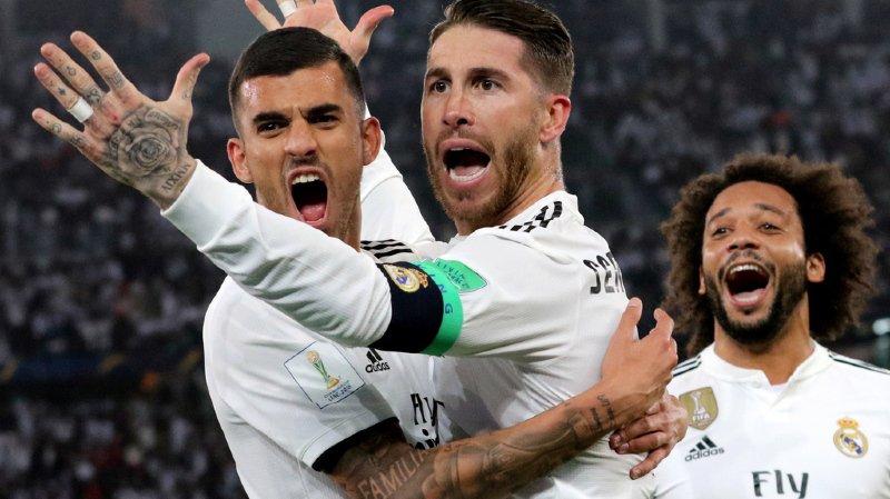 Victoire du Real Madrid lors de la Coupe du monde des clubs à Abu Dhabi.