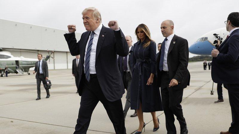 Financement du mur: Donald Trump menace de fermer la frontière avec le Mexique