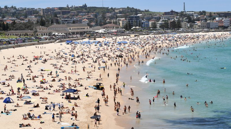 Australie: le thermomètre a franchi la barre des 40 degrés tous les jours depuis le 1er décembre