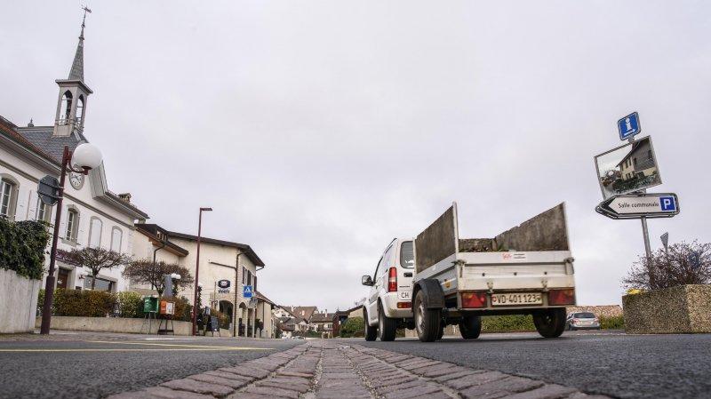Signy: une pétition pour ralentir la circulation dans le village