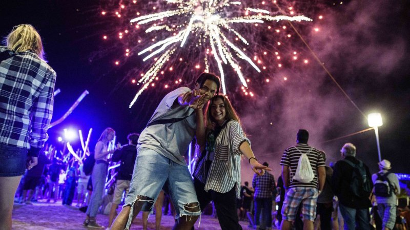 Le Paléo festival s'envole pour Las Vegas