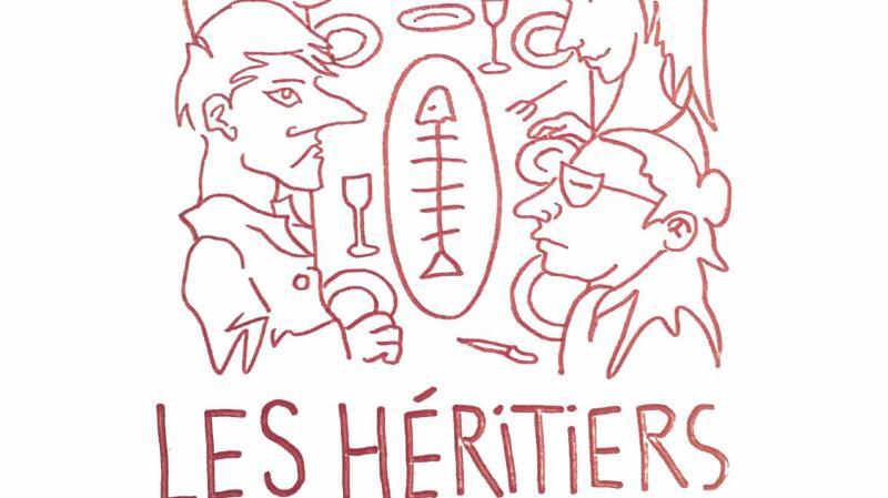 """""""Les Héritiers"""" pièce de théâtre les Amis de Gimel"""