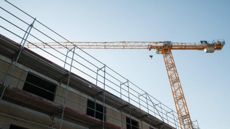 Ici à Morges, il faudra construire encore de nombreux logements, notamment protégés, pour répondre à la constante hausse de la demande dans le canton.