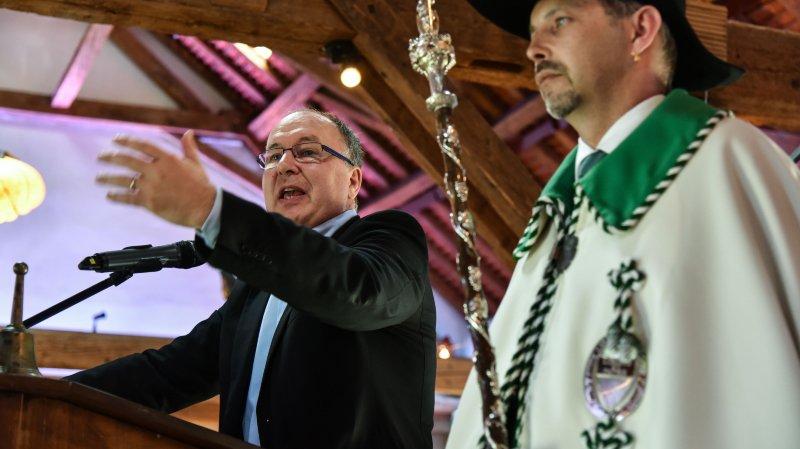 Pierre-Yves Maillard troquera début mai son costume de conseiller d'Etat avec celui de président de l'Union syndicale suisse