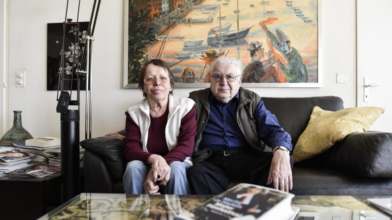 Erika de Hadeln et son mari, Moritz, ont fondé à Nyon l'ancêtre du festival Visions du réel.