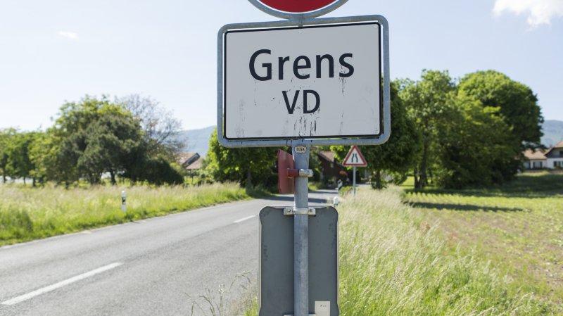 Grens: le bureau communal mué en studio
