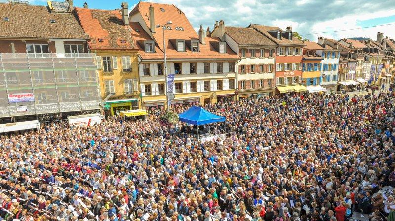 En 2016, Yverdon-les-Bains avait accueilli cette manifestation.