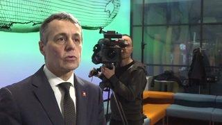 Accord-cadre avec l'UE: explication de Ignazio Cassis