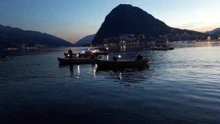 Tessin: une crèche vivante sur le lac de Lugano