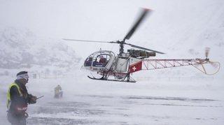 Les sports de montagne font le plus de morts chaque année en Suisse