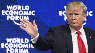 Le président américain Donald Trump participera au Forum économique de Davos