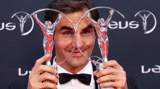 CS Sports Awards: vers le huitième sacre de Federer?