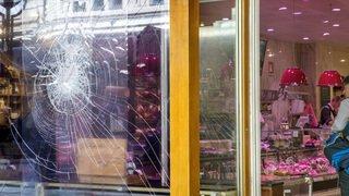 Genève: quatre personnes suspectées d'avoir vandalisé des boucheries ont été interpellées
