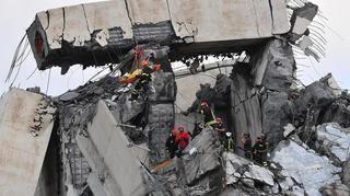 Pont effondré de Gênes: rapport sévère des experts de la Confédération