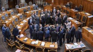 Le Conseil des Etats somme le gouvernement de ratifier le traité sur les armes nucléaires