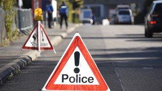 Lausanne: gros déploiement de police pour un homme perturbé, torse nu et fusil à la main