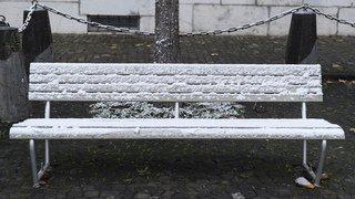 La Suisse a connu son matin le plus froid depuis février 2018
