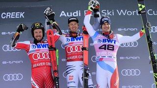 Ski alpin: enquête ouverte contre l'Allemand Luitz, qui aurait utilisé un masque à oxygène entre 2 manches