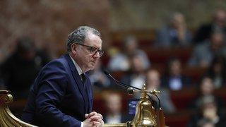 France: le président de l'assemblée Richard Ferrand critique la démocratie directe suisse