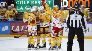 Hockey – National League: Bienne et Lausanne dominent Fribourg Gottéron et Genève-Servette