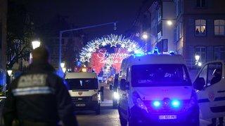 Fusillade à Strasbourg: le bilan provisoire est d'au moins 3 morts et treize blessés