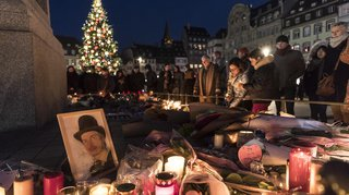 Attentat de Strasbourg: garde à vue levée pour quatre membres de la famille du tireur