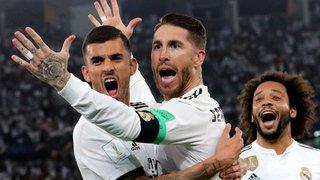Victoire du Real Madrid au Championnat mondial des clubs