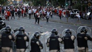 A contrecœur, River Plate part  aujourd'hui à Madrid pour la finale