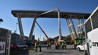 Le pont de Gênes sera reconstruit par un Génois