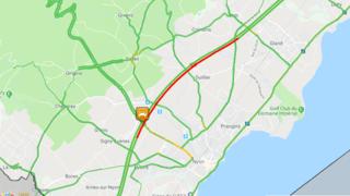 Un accident ralentit le trafic sur l'A1 entre Nyon et Gland