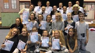 Claquettes: l'or mondial pour des danseurs de La Côte