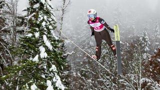 Coupe du Monde de saut à ski féminin à Prémanon