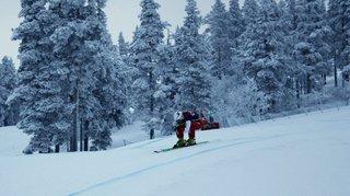 Skicross: la saison charnière de Zoé Cheli
