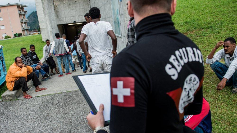 En 2017, le centre de requérants d'asile de Camorino avait déjà défrayé la chronique. Un recruteur de l'Etat Islamique y aurait travaillé pour une société de sécurité qui œuvrait sans mandat.