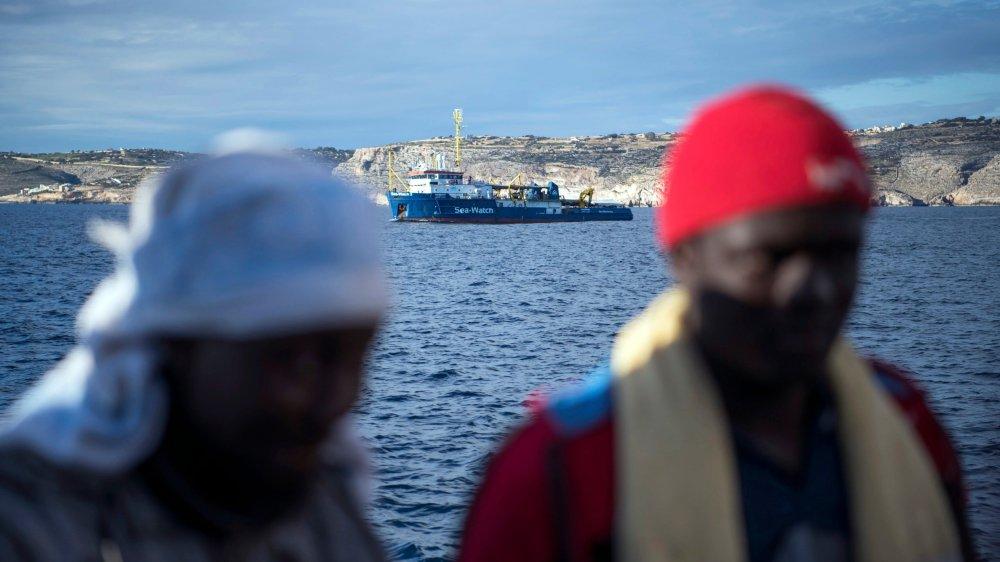 Accord trouvé pour les 49 migrants