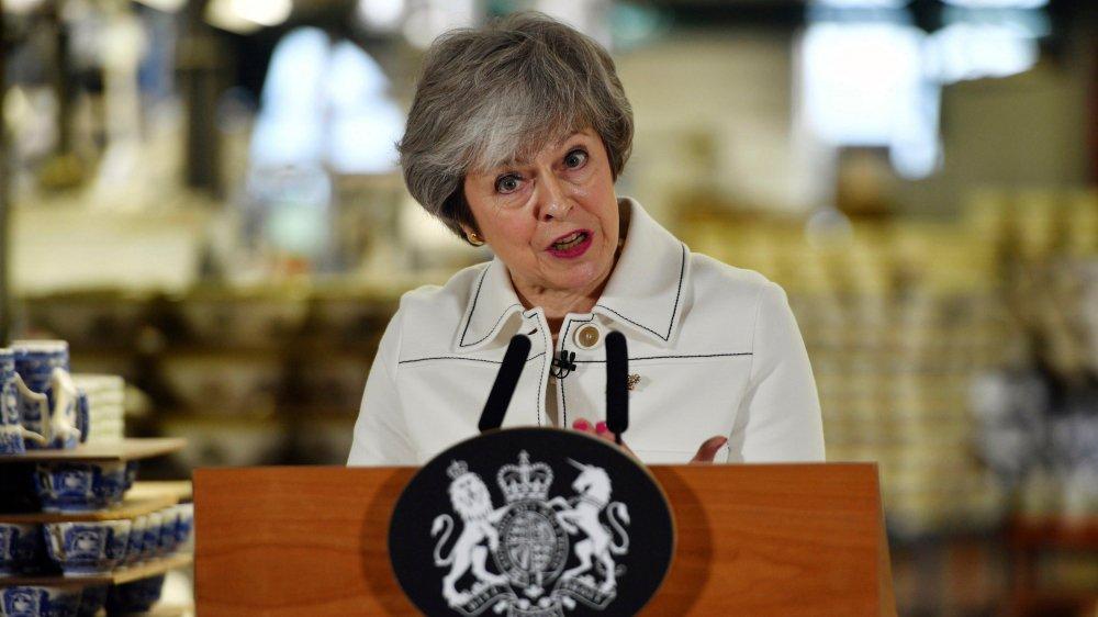 Theresa May ne ménage pas ses efforts pour convaincre les députés britanniques de voter, aujourd'hui, l'accord sur le Brexit.